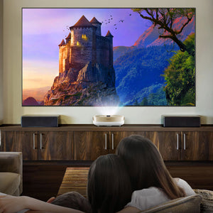 Home theatre projector vs TV: Which is better?