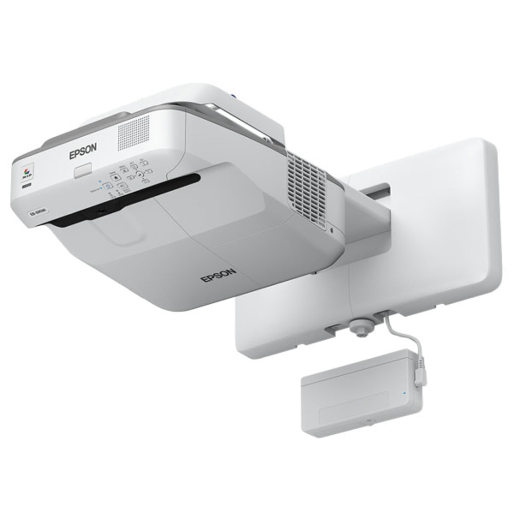 Epson EB-695Wi, Ultra Short Throw Data Projector, WXGA, Contrast Ratio 14000:1, 3500 Lumens