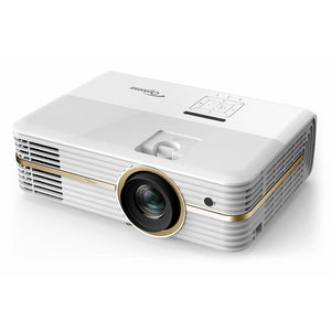 Optoma UHD51 4K UHD Home Theatre Projector (2400 ANSI lumens, 500,000:1 Contrast)