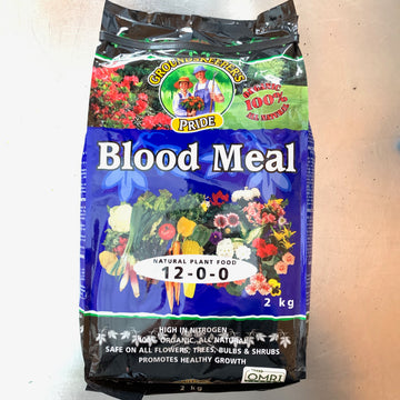 Groundskeepers Pride Organic Blood Meal