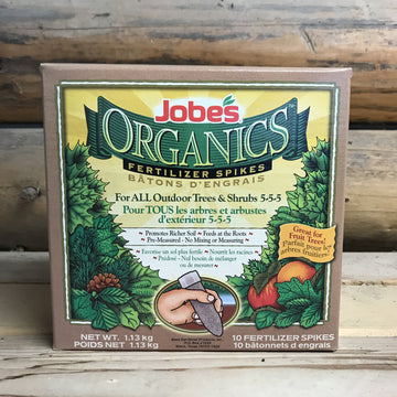 Jobes Organic Tree and Shrub Fertilizer