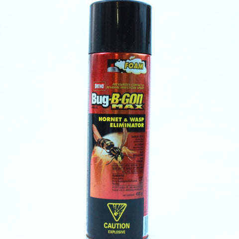 Wasp Nest Spray