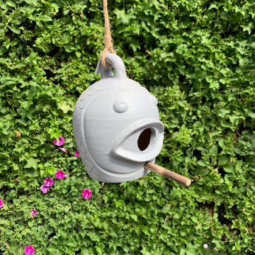 Little Fish Birdhouse