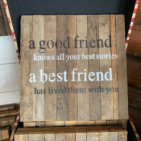 Barn Wood Decor