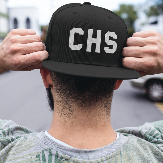 CHS - Charleston South Carolina Snapback