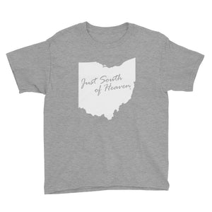 Ohio - Just South of Heaven® Kid's Tee Shirt