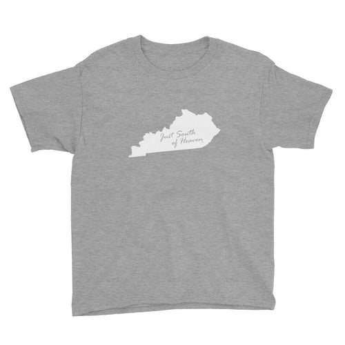 Kentucky - Just South of Heaven® Kid's Tee Shirt
