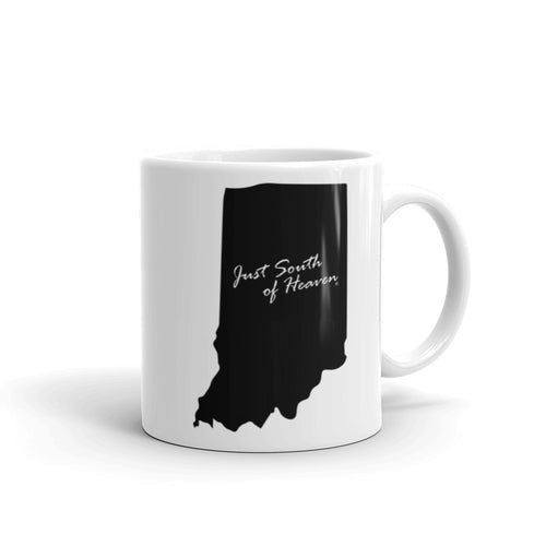 Indiana - Just South of Heaven® Coffee Mug