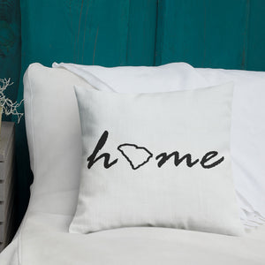 South Carolina - Home Pillow