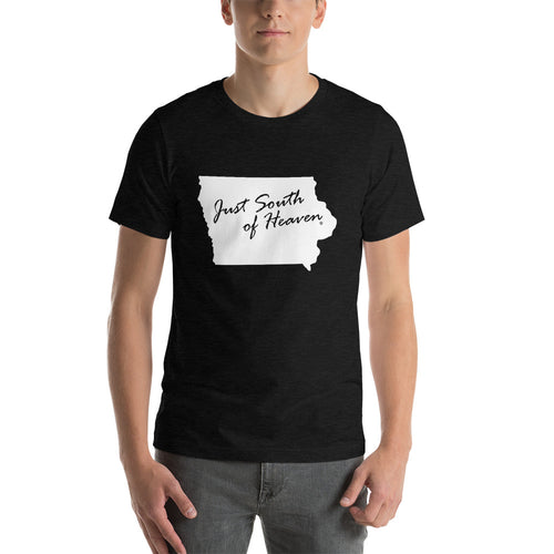 Iowa - Just South of Heaven® Tee