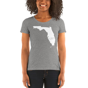 Florida Ladies Just South of Heaven® Tee