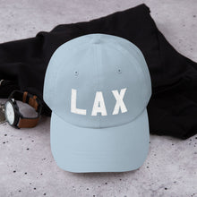 LAX - Los Angeles California Dad Hat