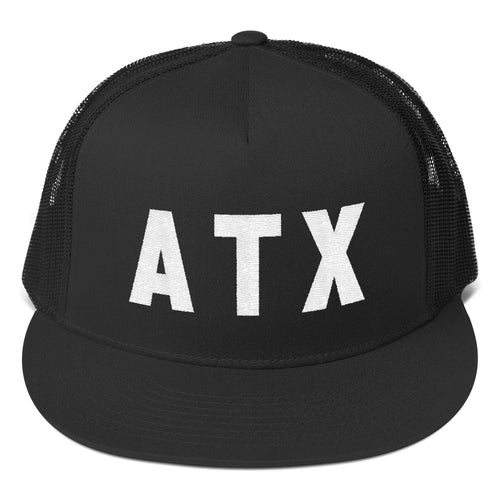 ATX - Austin Texas Trucker Hat