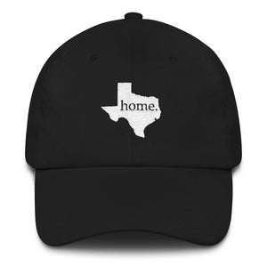 Texas Home Dad Hat