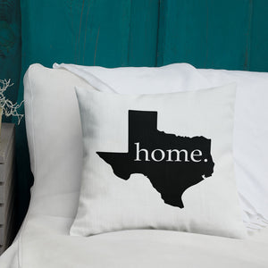Texas Home Pillow