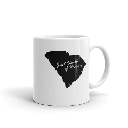 South Carolina - Just South of Heaven® Coffee Mug