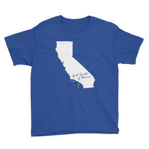 California - Just South of Heaven® Kid's Tee Shirt
