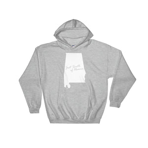 Alabama - Just South of Heaven®  Hoodie