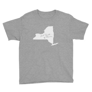 New York - Just South of Heaven® Kid's Tee Shirt