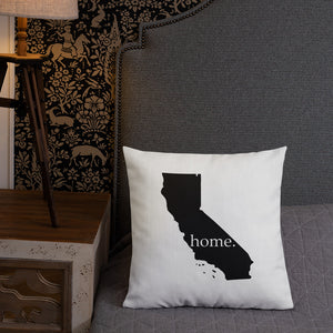 California Home Pillow