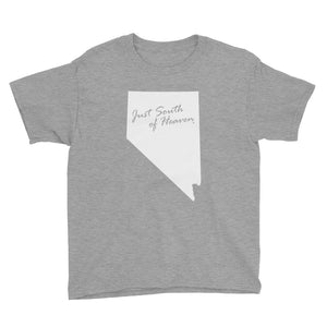 Nevada - Just South of Heaven® Kid's Tee Shirt