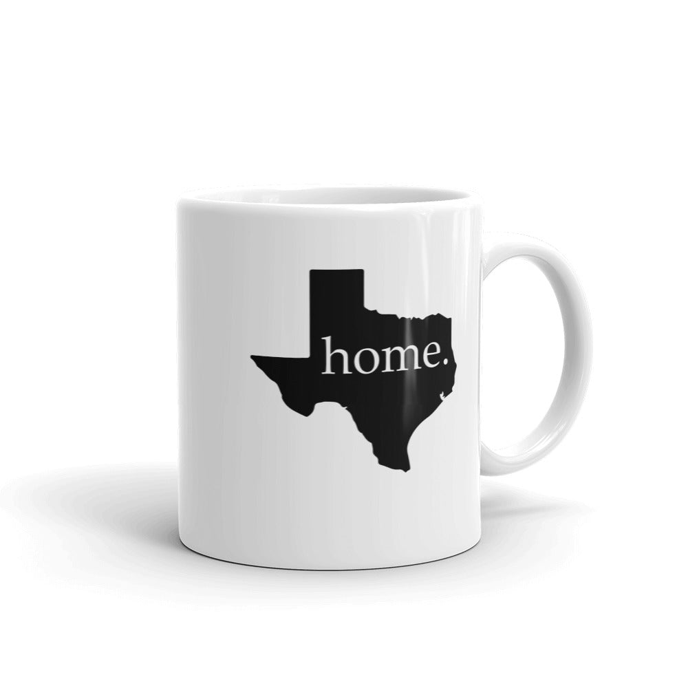 Texas Home Coffee Mug