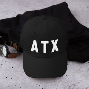 ATX - Austin Texas Dad Hat
