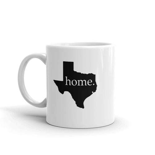 Texas Just South of Heaven® Coffee Mug