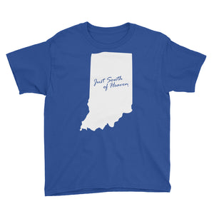 Indiana - Just South of Heaven® Kid's Tee