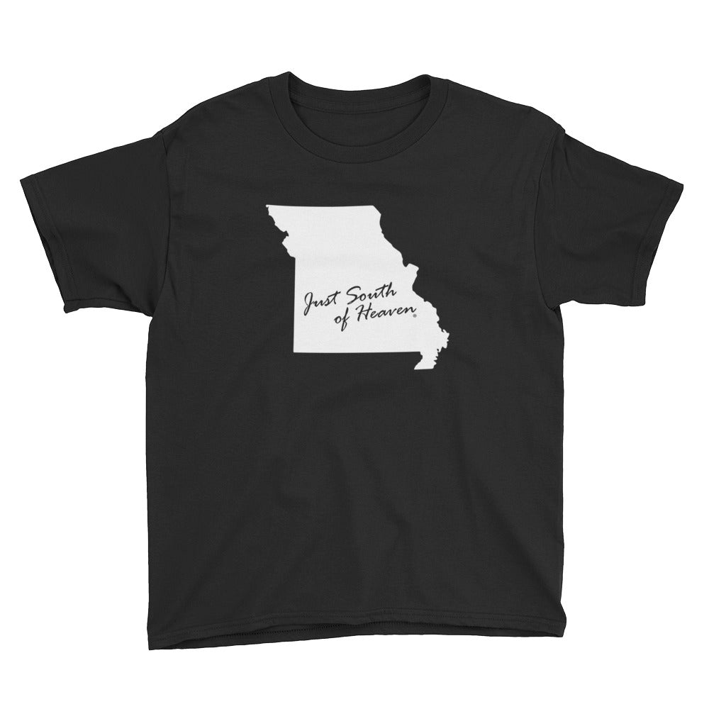 Missouri - Just South of Heaven® Kid's Tee Shirt