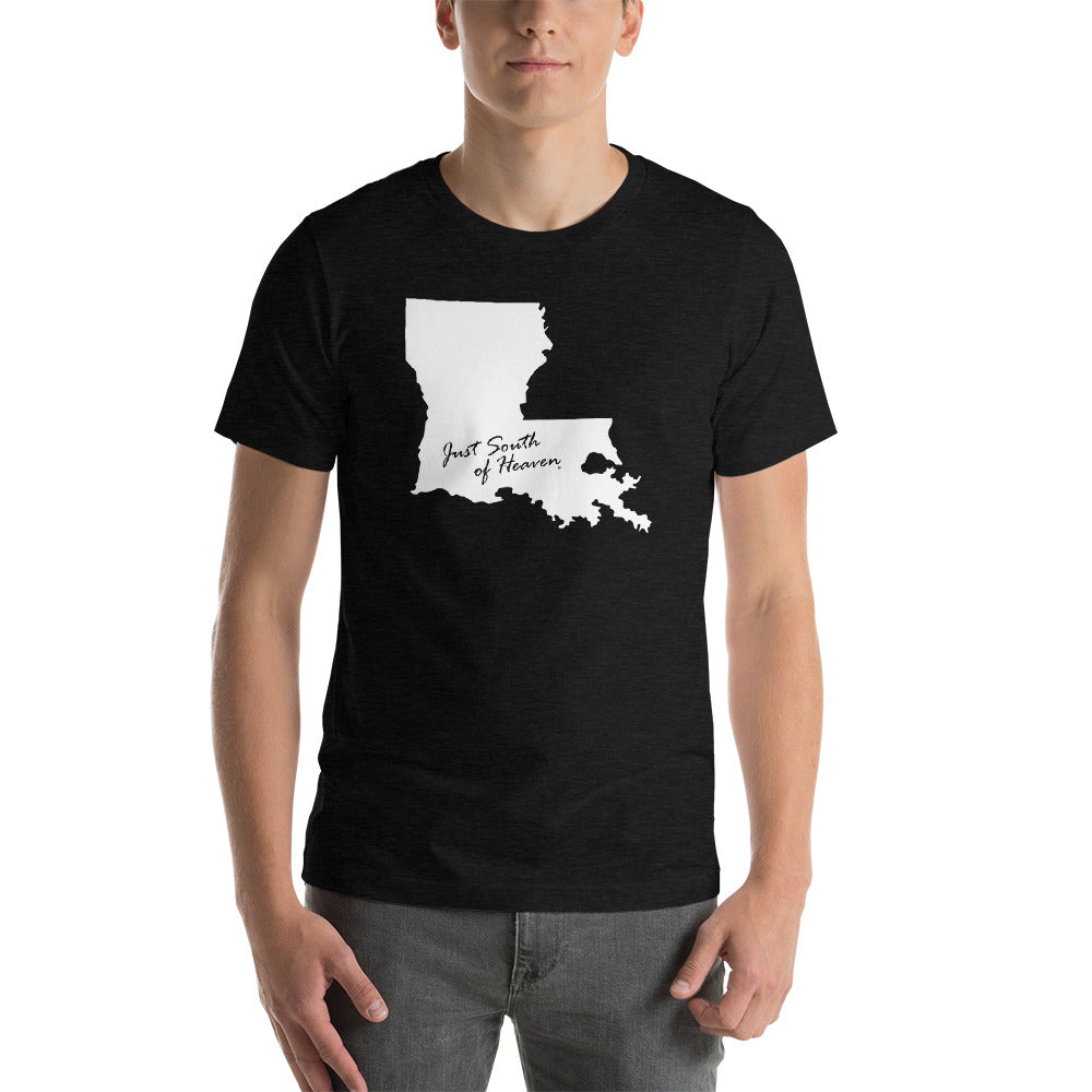 Louisiana - Just South of Heaven® Tee