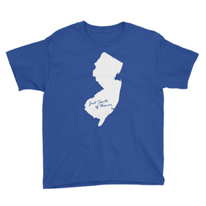 New Jersey - Just South of Heaven® Kid's Tee Shirt