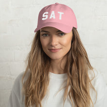 SAT - San Antonio Texas Dad Hat