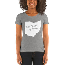 Ohio - Ladies Just South of Heaven® Tee