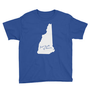 New Hampshire - Just South of Heaven® Kid's Tee Shirt
