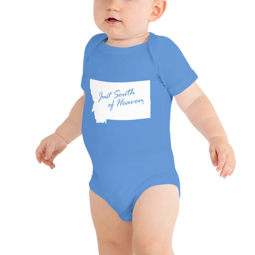 Montana - Just South of Heaven® Onesie