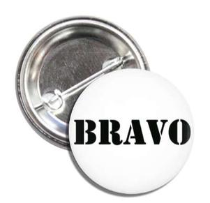 BALLET ROCKS Bravo Button SKU 220