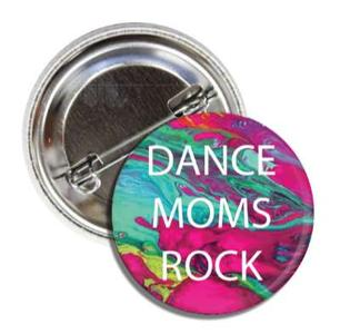 BALLET ROCKS Dance Moms Rock Button SKU 219