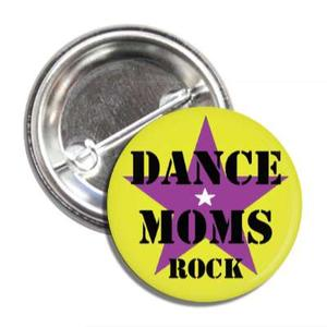 BALLET ROCKS Dance Moms Rock Button SKU 213