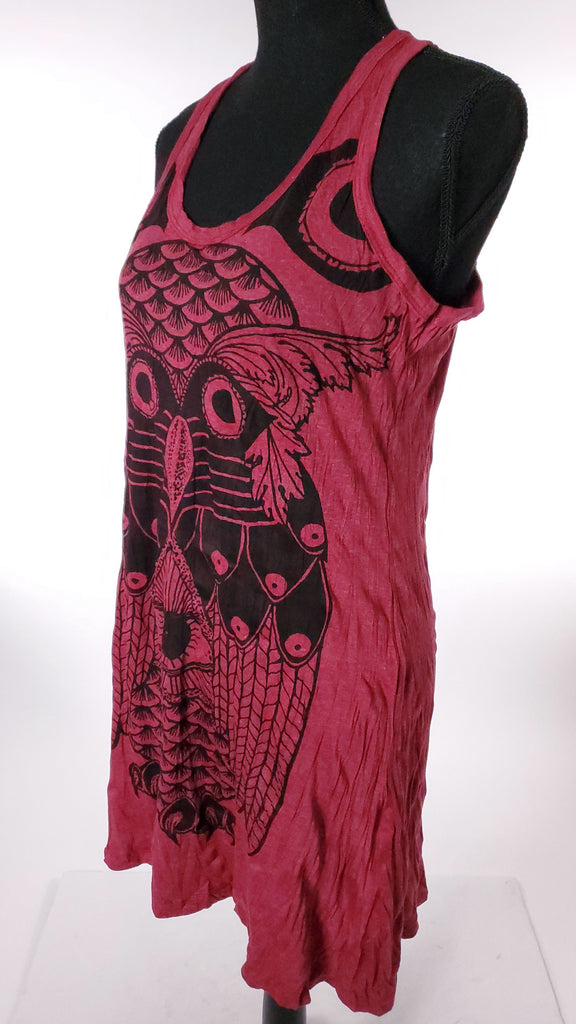 Women's Small Tank Dress-The High Thai-The High Thai-Yoga Pants-Harem Pants-Hippie Clothing-San Diego