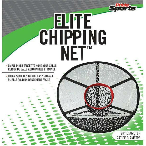 Pride Sports Chipping Net 24inch Round