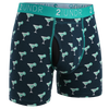 2UNDR Swing Shift Boxer Brief Margaritas