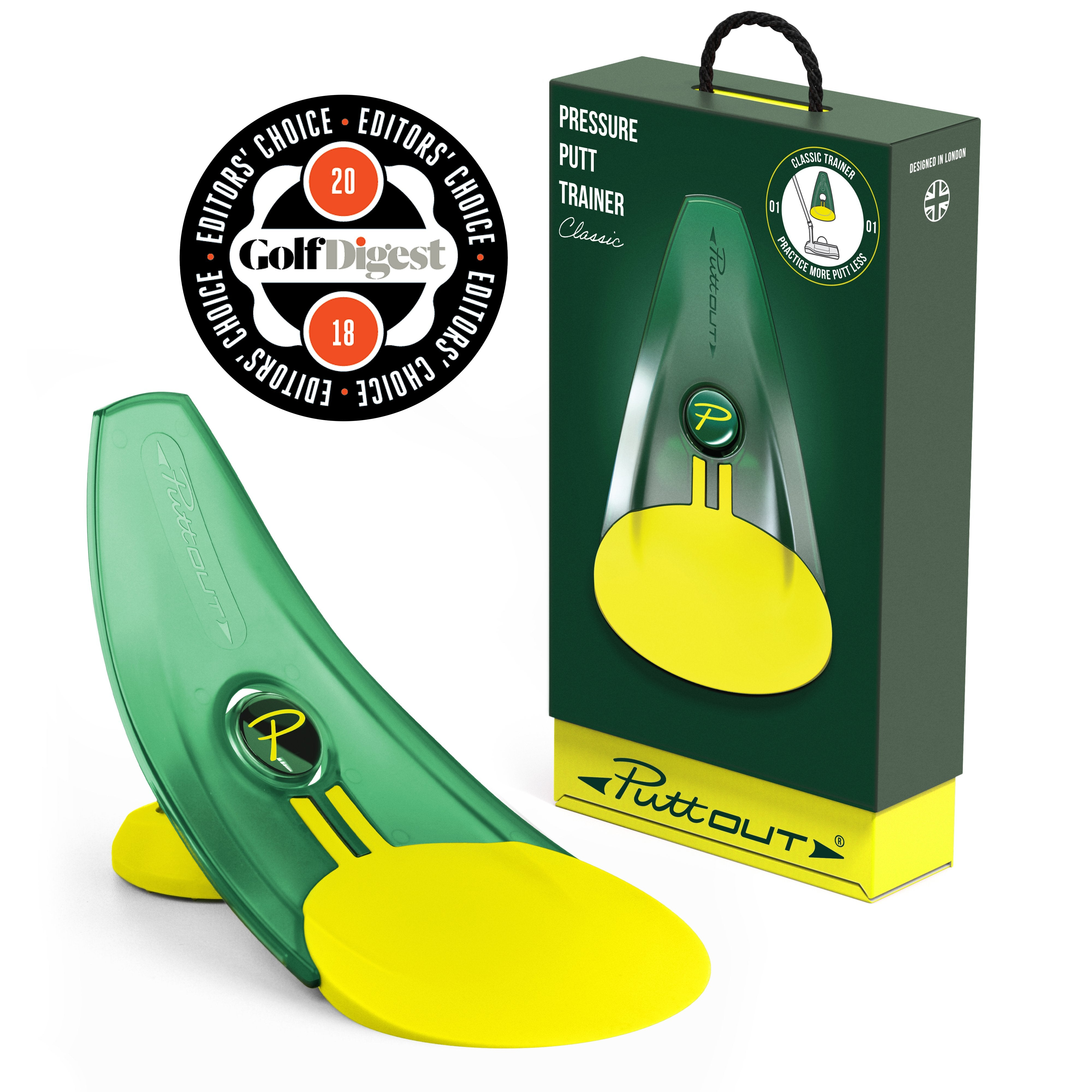 MASTERS EDITION PuttOut Pressure Trainer