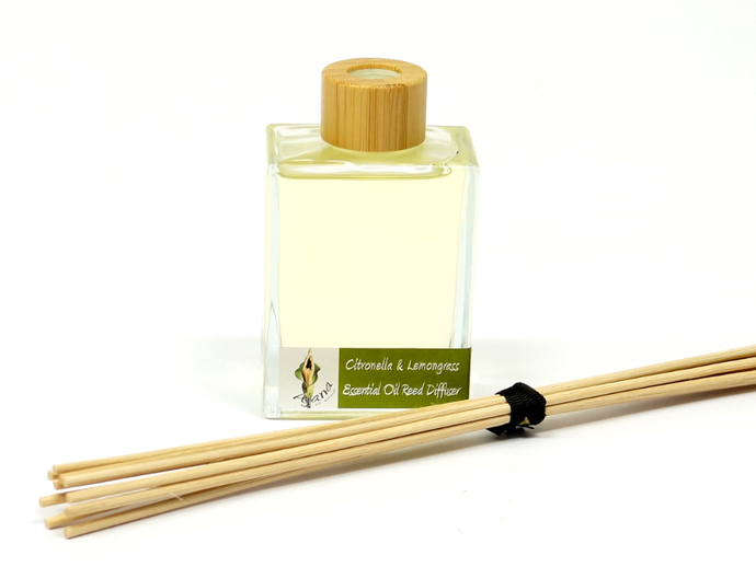 Citronella & Lemongrass Essential Oil Room Diffuser