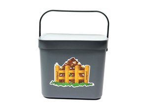 Recycling Buckets - Happy Compost