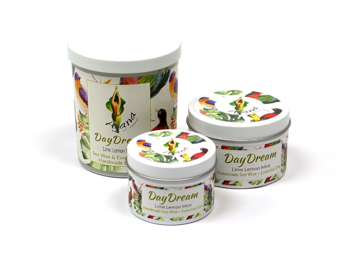 DayDream Essential Oil Soy Wax Candle