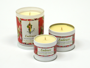 Embrace Essential Oil Soy Wax Candle