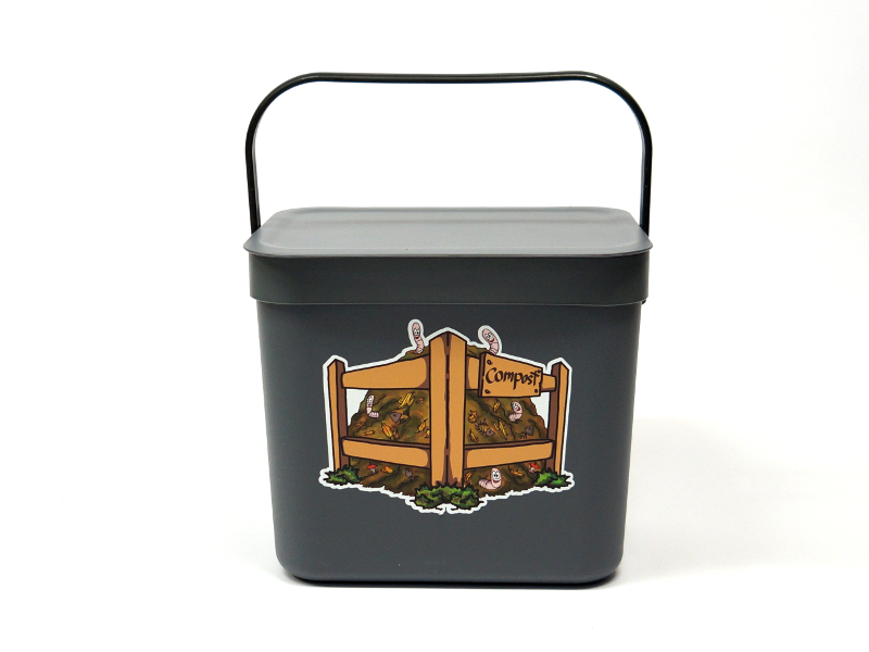 Recycling Buckets - Farm Compost