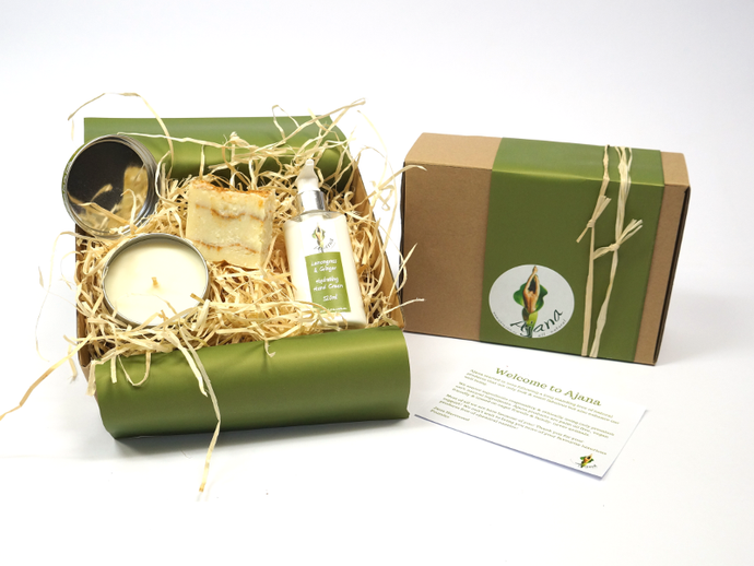 Limited Edition Gift Pack - Lemongrass & Ginger