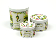 Gratitude Essential Oil Soy Wax Candle